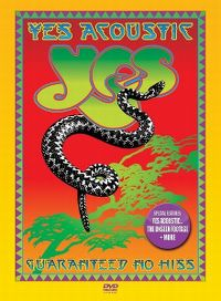 Cover Yes - Yes Acoustic - Guaranteed No Hiss [DVD]